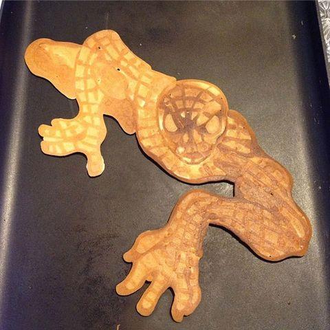 Pancake artist kevin blankenship best pancake art image ccuart Gallery