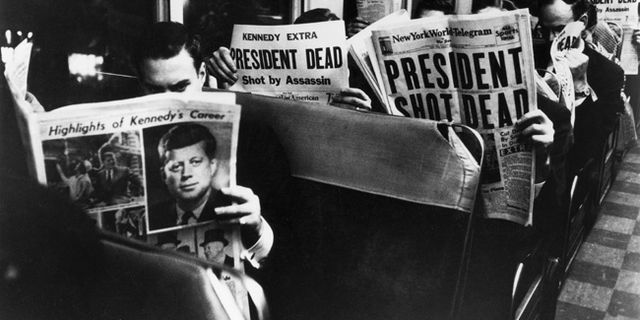 adam gopnik s jfk essay is wrong adam gopnik goes against  carl mydans getty images