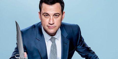 Kimmel Is the Jimmy!