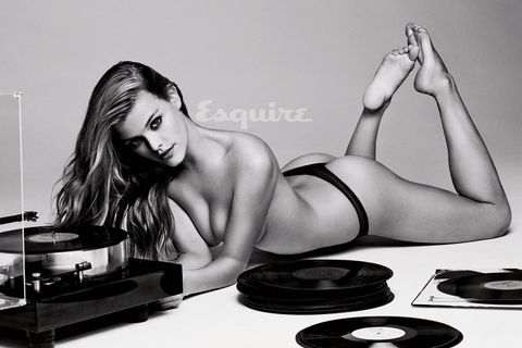 Nina Agdal Breasts