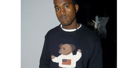 Kanye West Clothing , Timeline of Kanye West Clothes
