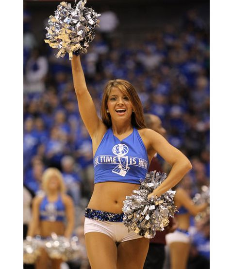mavericks cheerleaders 2011