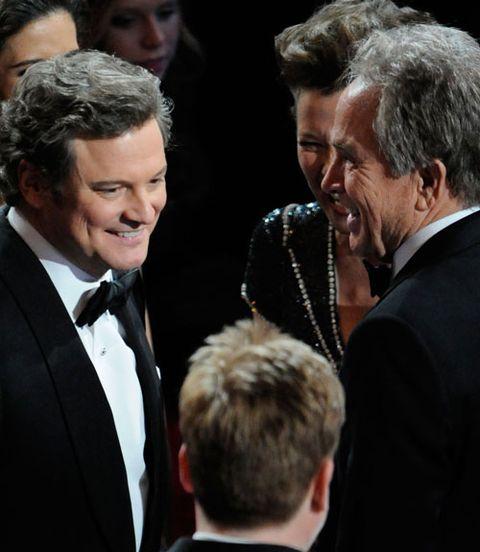 Colin FIrth Oscars 2011