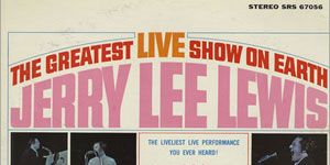 <i>The Greatest Live Show on Earth</i>, Jerry Lee Lewis (1964)
