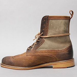 0de659f563a Boots for Men Fall 2011 - Rugged Boots for Men