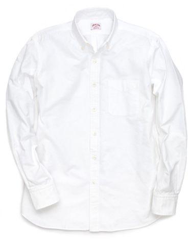 White Oxford Shirt - Best Shirts for Men