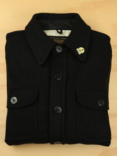 Product, Collar, Sleeve, Coat, Outerwear, Blazer, Fashion, Black, Pattern, Button,