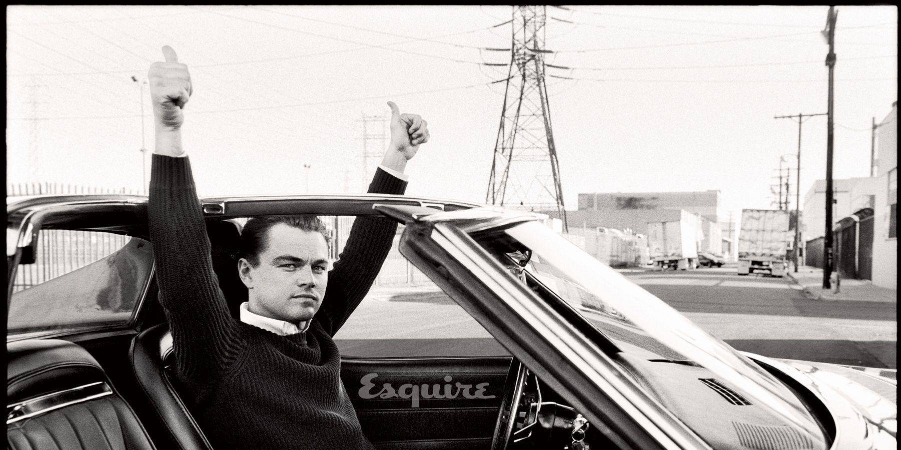 The Moment Leonardo DiCaprio Became a Man