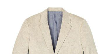 Clothing, Coat, Product, Collar, Sleeve, Textile, Outerwear, White, Style, Blazer,