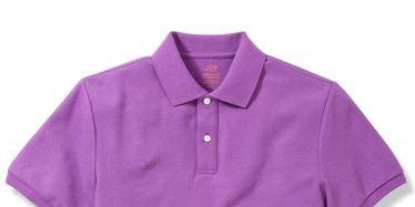 Blue, Product, Sleeve, Collar, Purple, Violet, Lavender, Sportswear, Text, Magenta,