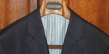 Clothing, Brown, Collar, Dress shirt, Sleeve, Coat, Outerwear, Formal wear, Blazer, Fashion,