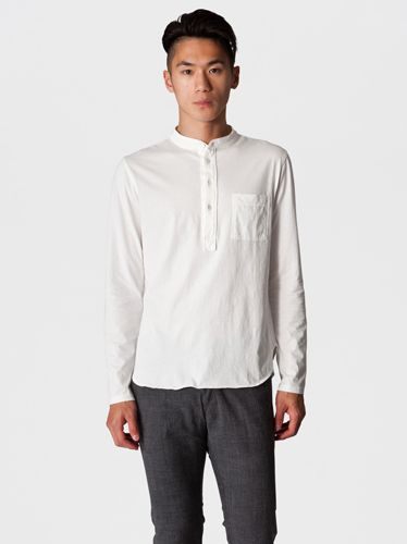 Collar, Sleeve, Shoulder, Standing, Textile, Joint, White, Style, Pocket, Neck,