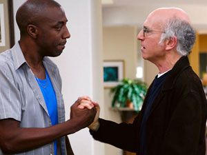 jb smoove and larry david