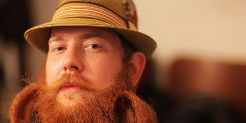 How to Grow the Most Extreme Beard Ever