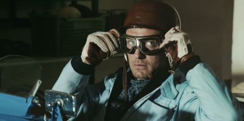 Clothing, Eyewear, Vision care, Personal protective equipment, Jacket, Cool, Service, Safety glove, Workwear, Goggles,
