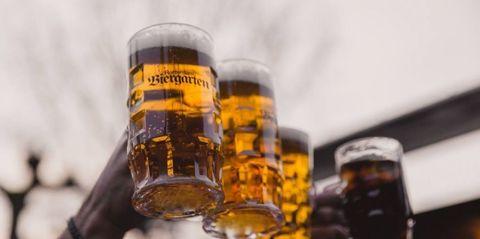 Drink, Alcohol, Alcoholic beverage, Beer glass, Beer, Lager, Ice beer, Bia hơi, Distilled beverage, Boilermaker,