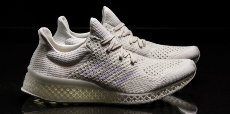 Cool: 3D geprinte Adidas sneakers