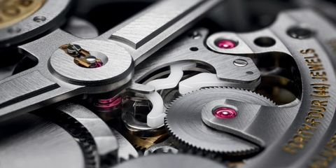 Gear, Bicycle part, Bicycle drivetrain part, Metal, Crankset, Machine, Steel, Circle, Engineering, Silver,