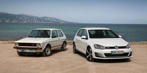 volkswagen 40 jaar 40 jaar Volkswagen Golf volkswagen 40 jaar