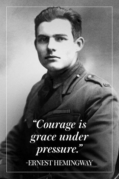 Citaten Hemingway : De 10 beste uitspraken van ernest hemingway