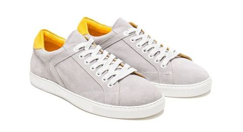 Footwear, Product, Shoe, Yellow, Photograph, White, Sneakers, Orange, Line, Style,