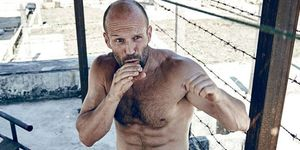 Jason Statham, workout