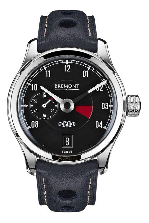 <p>Het Britse horlogemerk Bremont is trots op zijn afkomst en wil dat tonen met dit horloge, dat refereert naar de gedeelde roots. En net als de Jaguar MK1 waar dit horloge op geïnspireerd is, heeft het horloge een tijdloos elegant ontwerp met sportieve accenten.</p>
