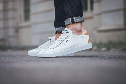 d546062fb79 Nike's nieuwste aanwinst slaat een stijlvolle brug tussen sneaker en ...