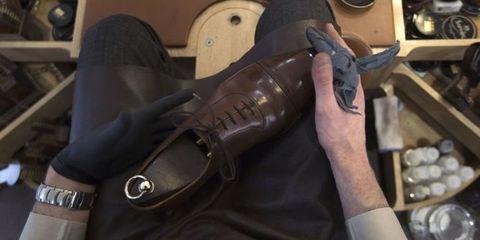 0298043a4f3 De 7 stappen om al je schoenen te verzorgen