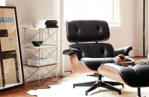 Klassiek Moderne Fauteuils.De Meest Iconische Designerstoelen Van De Twintigste Eeuw