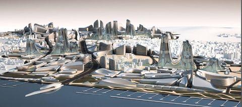 """<p>Istanboel gaat de Eurasia Bosphorus-tunnel openen. Dat is een 5,4 kilometer lange onderwater dubbelbrug vlakbij de Mamaray Tunnel.<span data-redactor-tag=""""span"""" data-verified=""""redactor""""></span></p><p>Door het bouwen van het Kartal Pendik-plan op 5,2 vierkante kilometer aan land kan Istanboel een nieuw business center bouwen. Hierin willen ze concerthallen, musea, theaters, hotels en een jachthaven verwerken.&nbsp;</p><p>Doordat er gebouwd gaat worden&nbsp;bovenop bestaande spoor- en snelwegen is er geen&nbsp;extra infrastructuur nodig.</p><p><span class=""""redactor-invisible-space"""" data-verified=""""redactor"""" data-redactor-tag=""""span"""" data-redactor-class=""""redactor-invisible-space""""></span></p>"""