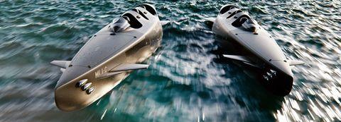 Liquid, Fluid, Watercraft, Water, Naval architecture, Boat, Water transportation, Silver, Ship, Speedboat,
