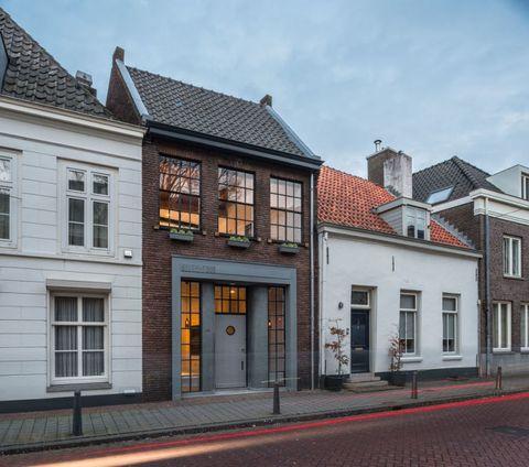 Cool Brabants Rijtjeshuis Blijkt Prachtig Designhuis Te Zijn