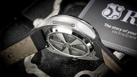 Horloge Om deze splinternieuwe horloges zijn (deels) gemaakt van gerecyclede