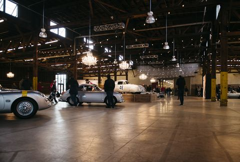 """<p>One constant has been a badass, industrial setting, that keeps it from looking like a typical cars &amp; coffee, and gives the event an aesthetic that is completely unique. This year's setting was no different: the Port of Los Angeles, in San Pedro, CA.<span class=""""redactor-invisible-space"""" data-verified=""""redactor"""" data-redactor-tag=""""span"""" data-redactor-class=""""redactor-invisible-space""""></span></p>"""