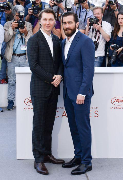 <p>Dit jaar is Cannes voorzien van het&nbsp;nieuwe stijlvol duo Dano &amp; Gyllenhaal. De heren laten de Franse kust zien hoe het hoort wanneer het aankomt op het dragen van een pak zonder stropdas.&nbsp;</p>
