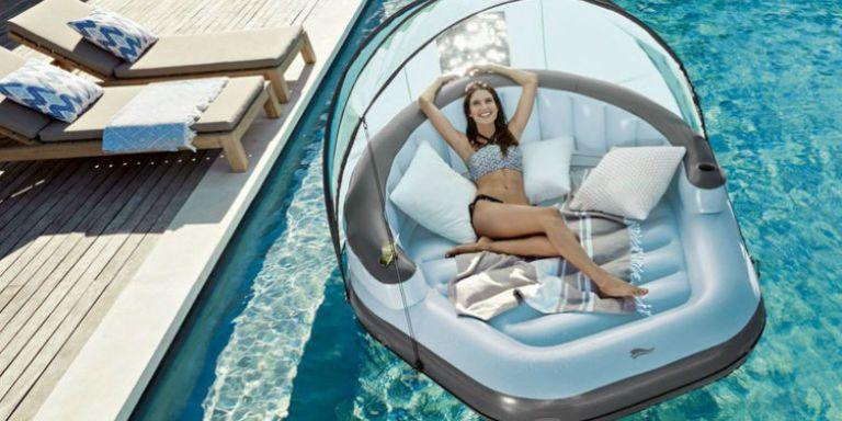 ook lidl duikt in de hype en komt met een opblaasbaar. Black Bedroom Furniture Sets. Home Design Ideas
