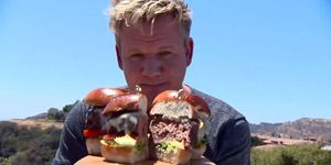 gordon ramsay hamburger