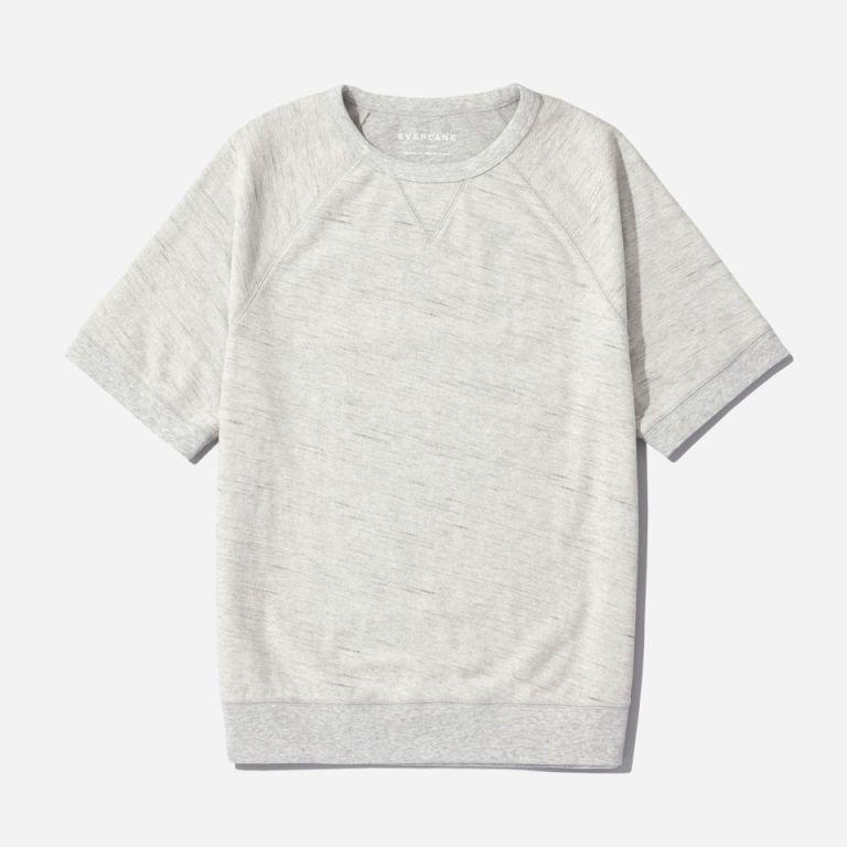 Deze trui met korte mouwen maakt van jou een heuse Steve McQueen