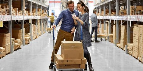 Warehouseman, Product, Transport, Package delivery, Warehouse, Travel, Supermarket, Shopping, Inventory, Service,