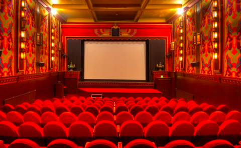 Auditorium, Theatre, Stage, Movie palace, heater, Concert hall, Movie theater, Performing arts center, Building, Comedy club,