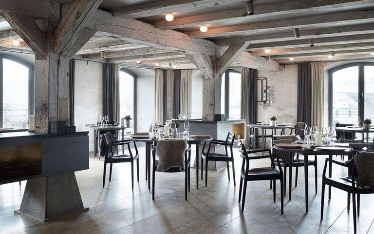 Het hele interieur van \'s werelds beste restaurant Noma gaat onder ...