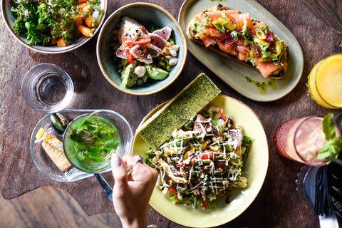 Dish, Food, Cuisine, Meal, Salad, Ingredient, Lunch, Produce, Vegetarian food, Superfood,