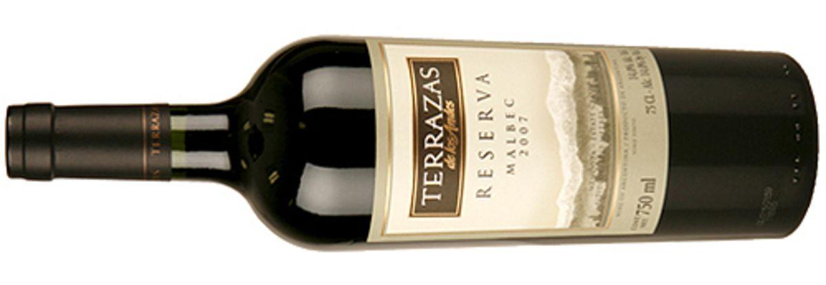 Wine For The Weekend Terrazas De Los Andes Reserva Malbec
