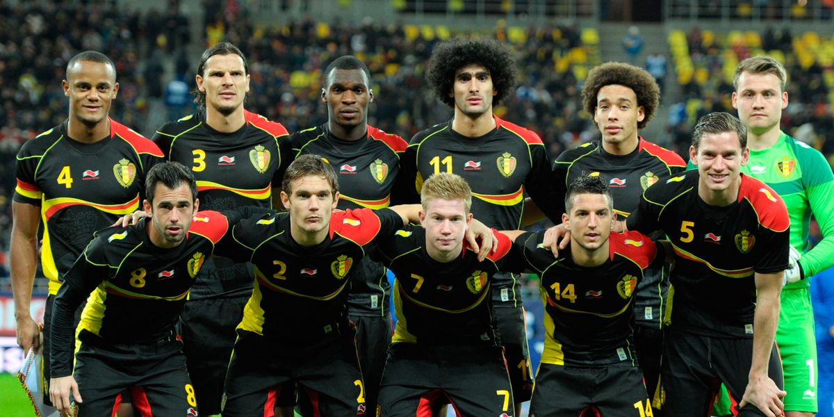 Why Belgium Is The Hottest Country In Football