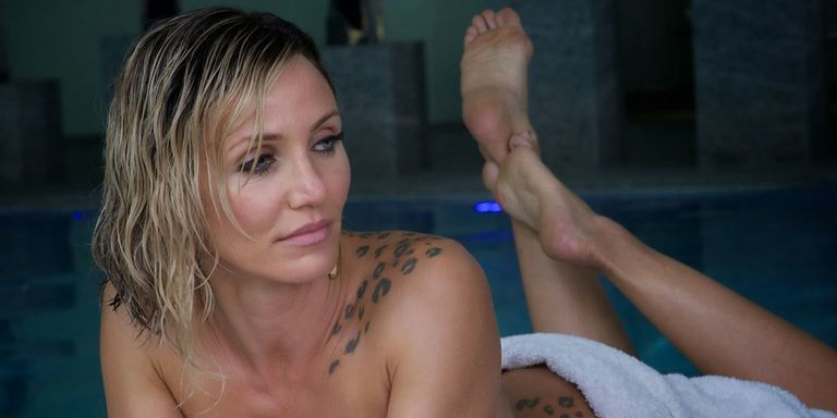 Nude video of cameron diaz
