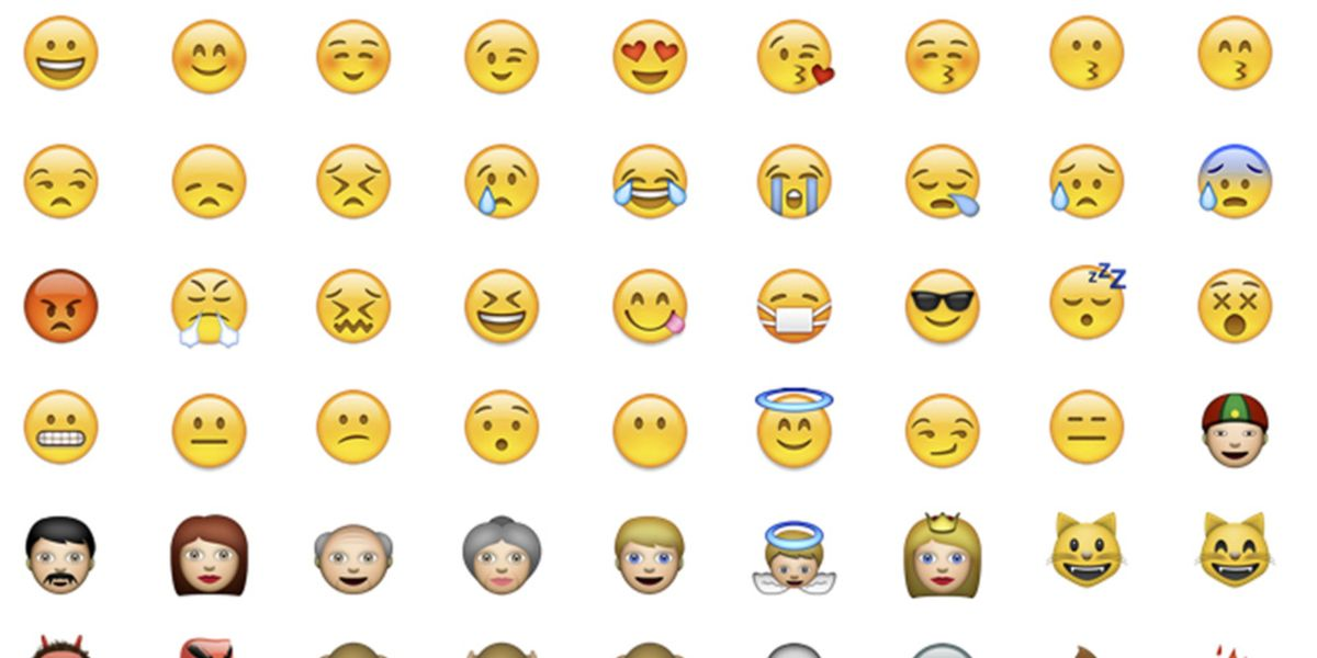 A Grown Man's Guide To Using Emojis