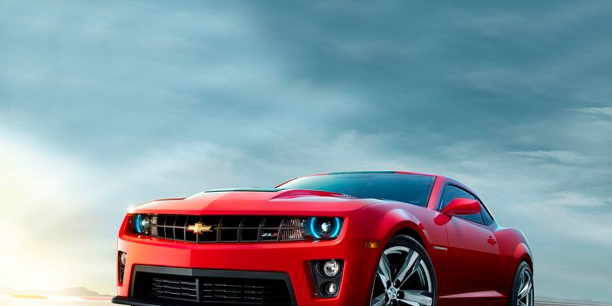 Best American Muscle Cars >> Four of the Best | New American Muscle Cars
