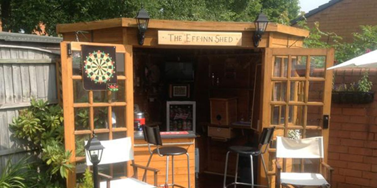 10 Incredible \'Shed Pubs\'