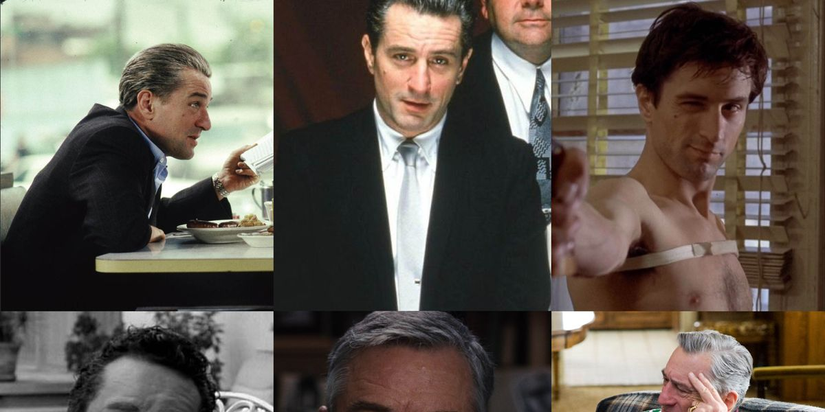 De Niro: His Greatest Moments